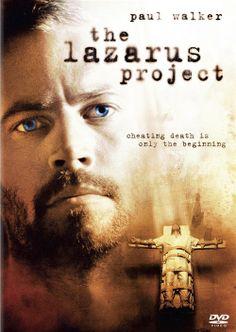 Lazarus Projesi - The Lazarus Project - 2008 - DVDRip Film Afis Movie Poster
