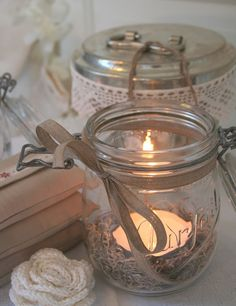 French Preserving Jar