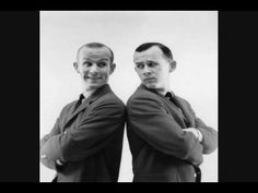 Meet the Smothers Brothers - also,  their movie with George Clooney!?!!?! Call me, Georgie    Chocolate - The Smothers Brothers -Track 1