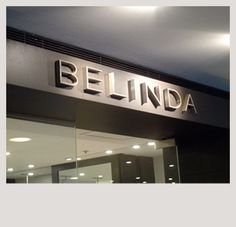 hermosisima tienda yO quiero estar ahi!! I ♥ belinda