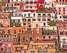 Positano Italy | David Stern Photography