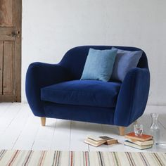 Comfy Handmade Armchairs, Love Seats & Cute Chairs | Loaf