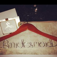 how I got asked to be a bridesmaid.. Such a great and cute idea!