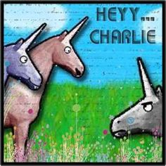 Charlie The Unicorn!