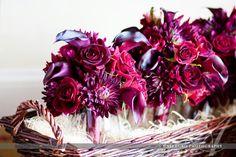 Christina's wedding flowers
