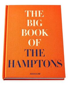 H7PV3 The Big Book of Hamptons