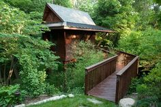 The Spirit House - traditional - garage and shed - cincinnati - A. Slawter Architecture