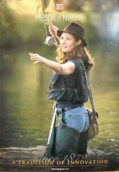 Fishing Waders - Fishing Tips That Can Alter Your Life! Fly Fishing Girls, Gone Fishing, Best Fishing, Fishing Tips, Fishing Store, Fishing Tackle, Hardy Fishing, Fishing Boots, Fishing Adventure