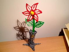 A lovely #3Doodler flower! #WhatWillYouCreate