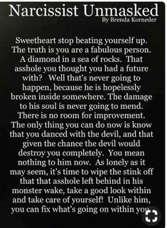 The narcissist unmasked Narcissistic People, Narcissistic Behavior, Narcissistic Abuse Recovery, Narcissistic Sociopath, Narcissistic Personality Disorder, Narcissistic Sister, Narcissist Quotes, Relationship With A Narcissist, Toxic Relationships
