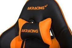 Poltrona Gamer AKRacing Nitro Orange