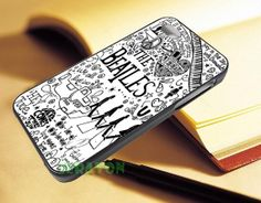 The Beatles Logo  For iPhone 4/4s55s5c and Samsung by JERATON, $14.50