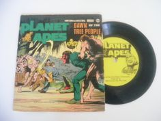 1974 Planet of the Apes Record, Dawn of the Tree People