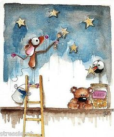 Da sempre la mia stella è una sola : tu, papà!♥