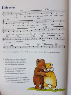Heiraten #lied #kita #kindergarten #erzieher #kinderlied #singen #noten #gitarrenakkorde