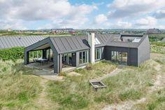 MJ58: Top bewertetes, großes Ferienhaus für 6 Personen. Kaminofen. 2 Haustiere erlaubt. Ab 834 € pro Woche.