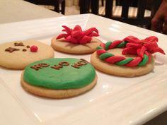Galletas decoradas!!!! Navidad 2012