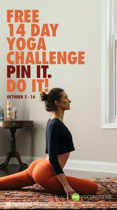 Have You Signed Up for the Beyond Fear Online Yoga Challenge?