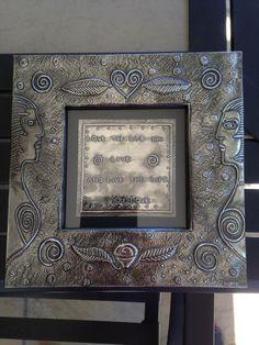 great frame, facebook.com/ThePewterRoom