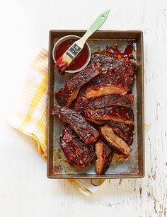 Guy's Tequila BBQ Sauce  - CountryLiving.com