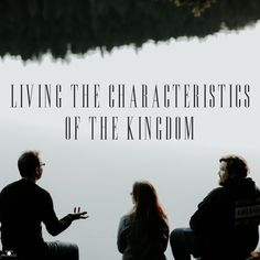 It's easy to think about the Kingdom of God as a place, but what if the Kingdom is a people? #kingdomofgod #church #christianity The Kingdom Of God, Christianity, Journey, Thoughts, People, Easy, Blog, Life, The Journey