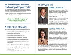 It's essential for a startup business to have the best marketing materials available when they open their doors. For Bianco Primary Care, a concierge medicine practice in Alpharetta, Ga., Inward's team of marketing strategists and graphic designers collaborated to create a brochure that would elegantly convey a sense of care of trust to prospective patients.   #biancoprimarycare #inwardsolutions #marketing