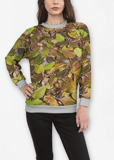 28 Best Camouflage sweatshirt for women images | Camouflage