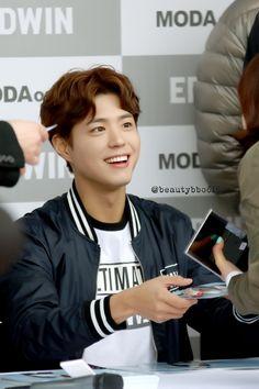 박보검 160313 에드윈 팬싸인회 [ 출처 : beautybbo http://beautybbo.tistory.com/18 ]