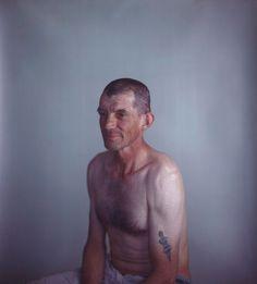 © RICHARD LEAROYD - Survivor, Unique Ilfochrome Photograph, 56×49.5″, 2011