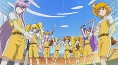 Pretty Cure, Illustration Techniques, Glitter Force, What Is Tumblr, The Life, Magical Girl, All Star, Anime, Old Things