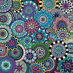 Many Mandalas