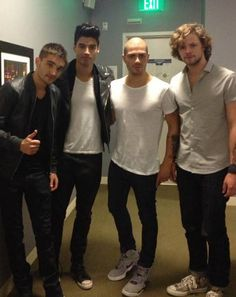 The Wanted |via fb