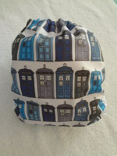 DOCTOR WHO diaper