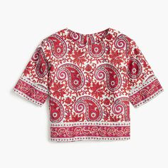 J.Crew - SZ Blockprints
