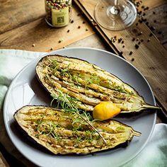 Korn, Avocado Egg, Eggplant, Zucchini, Tacos, Low Carb, Eggs, Vegetables, Breakfast