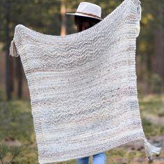 How To Crochet A Cowl – Mama In A Stitch Easy Knit Blanket, Crochet Blanket Patterns, Crochet Stitches, Stitch Patterns, Knitting Patterns, Knit Crochet, Washcloth Crochet, Crochet Afgans, Flower Crochet