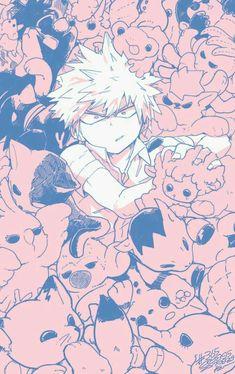 My Hero Academia (Boku No Hero Academia) Katsuki Bakugou Deku Hero Academia, Buko No Hero Academia, Hero Academia Characters, My Hero Academia Manga, Tsundere, Me Anime, Anime Art, Bakugou And Uraraka, Bakugou Manga