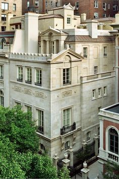 Carhart Mansion 5 East 95th Street New York, NY Built 2007