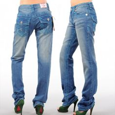 Elegant Jeans  for Ladies - I love the look of these jeans with heels!!!