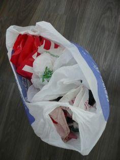Keine Plastiktüte, bitte! oder: Wie ich lernte, freundlich Nein zu sagen und dabei eine Diskussion in Gang zu setzen.