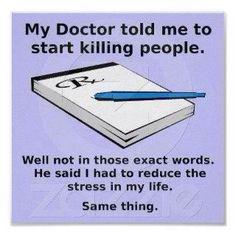 Doctor's advice