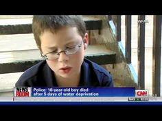 ▶ Cops: Boy dies after being denied water - YouTube