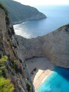 Zakynthos, Ionian Island Greece...why do I continue to keep this trip at bay?