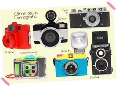 Lomografia - Tech Girls - CAPRICHO