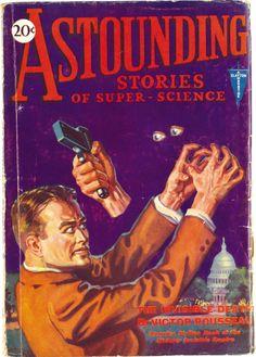 spicyhorror: Astounding Stories of Super-Science (October 1930)