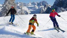 Hotel Kronenhirsch in Russbach, Dachstein West Skiing, Mountains, Small Hotels, Ski, Bergen