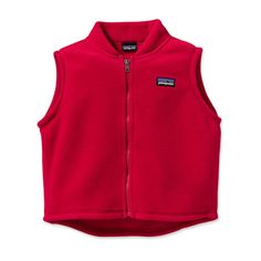 Patagonia Baby Synchilla® Recycled Fleece Vest