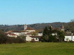 Saint jean de côle l'un des plus beaux village de France