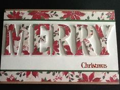 Christmas eclipse card by Maria