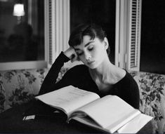 """If I am honest, I have to tell you I still read fairly-tales and I like them best of all"" - Audrey Hepburn"